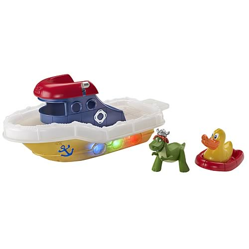 Toy Story Party-Saurus Boat