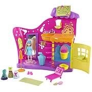 Polly Pocket Salon Playset