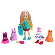 Polly Pocket Color Change Fashion Accessory Playset