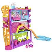Polly Pocket Vacation Hotel Playset