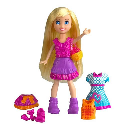 Polly Pocket Fashion Doll Pack