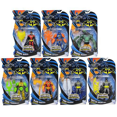 Batman Power Attack Mission 6-Inch Action Figure Case