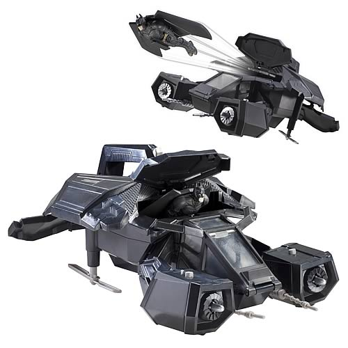 Batman Dark Knight Rises Batjet