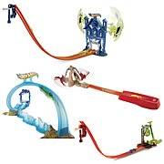 Hot Wheels Core Track Playset Case