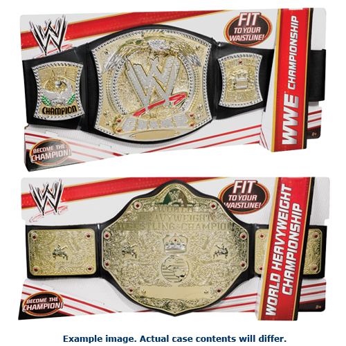 WWE Championship Title Belt Case