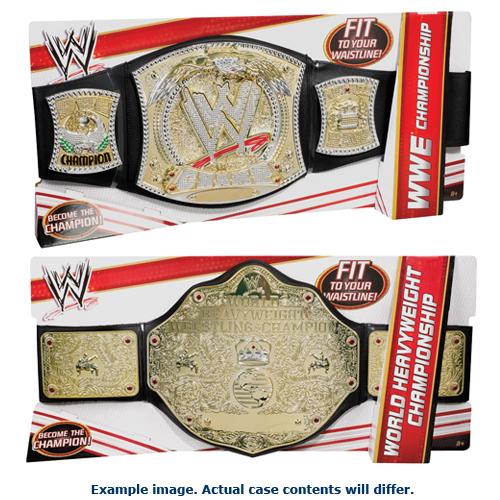 WWE Championship Title Belt Case