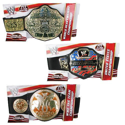 WWE Championship Title Belt Wave 5 Case