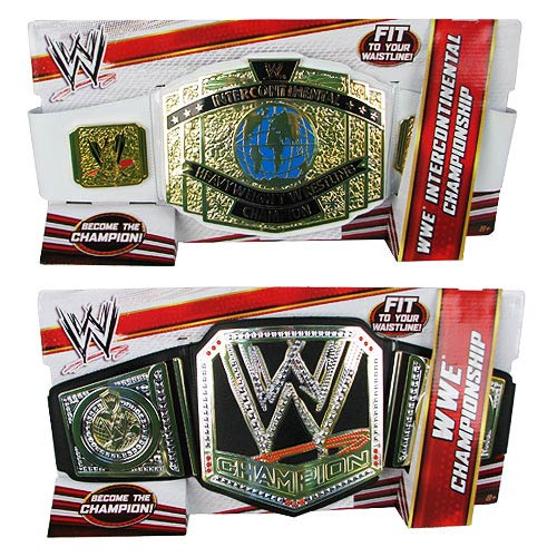 WWE Championship Title Belt Wave 7 Case