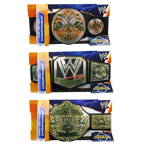WWE Championship Title Belt Wave 8 Case