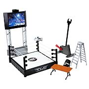 WWE Flexforce High Flyin Fury Playset