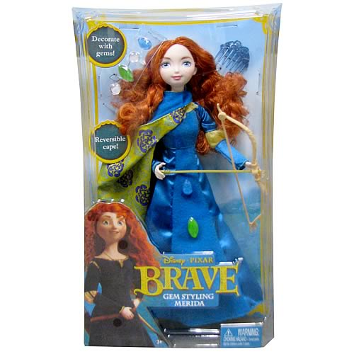 Disney Brave Merida Fashion Play Doll