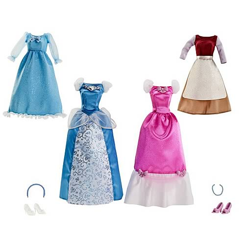 Disney Princess Cinderella Fashions Pack Doll Accessory