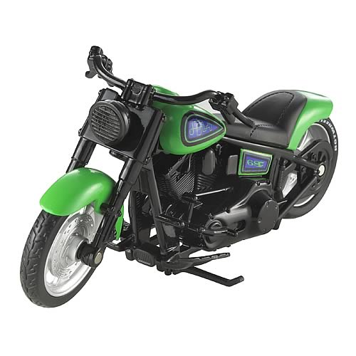 Hot Wheels 1:18 Scale Street Power Bike Case