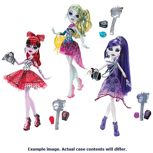 Monster High Dot Dead Gorgeous Wave 1 Case