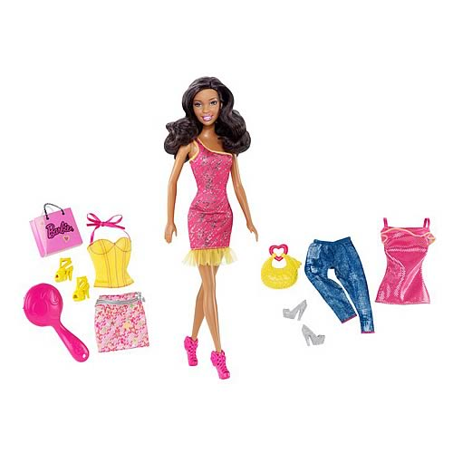 Barbie Nikki Fashion Doll