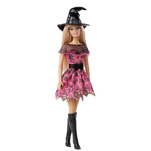 Barbie Halloween 2012 Doll