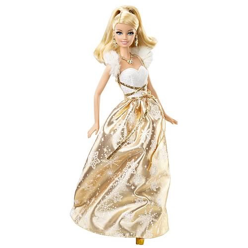 Barbie Happy Holidays Doll