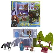 Disney Brave Small Doll Castle Playset