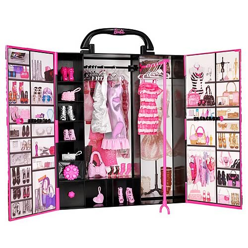 Barbie Fashionistas Ultimate Closet Doll Accessory