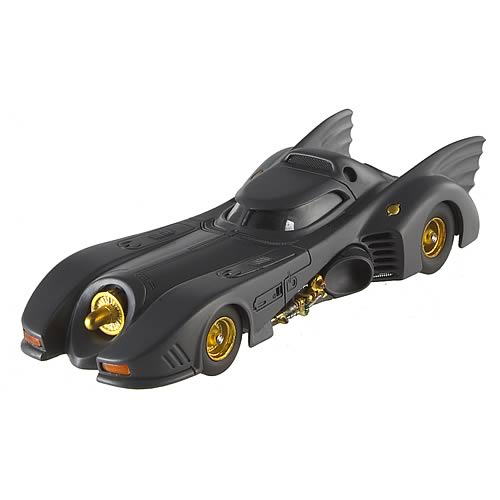 Batman 1989 Batmobile Hot Wheels Elite 1:43 Scale Vehicle