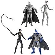 Batman Legacy Wave 3 Arkham City 2-Pack Action Figures Set