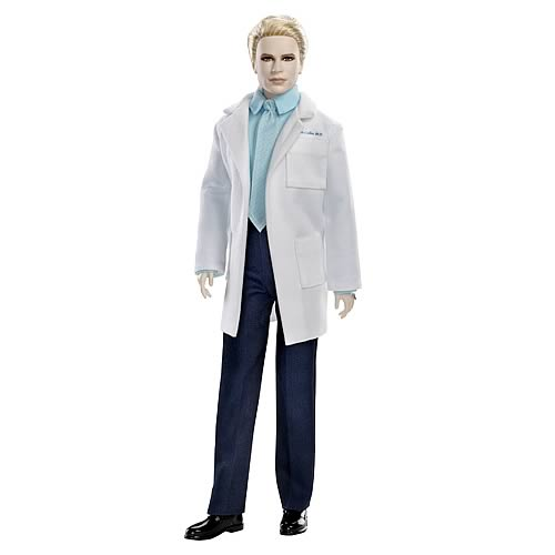 Twilight Saga Breaking Dawn Part 2 Carlisle Barbie Doll