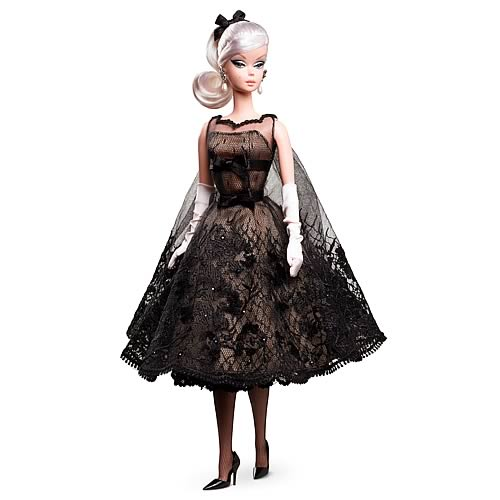 Barbie Fashion Model Collection 2 Cocktail Dress Doll