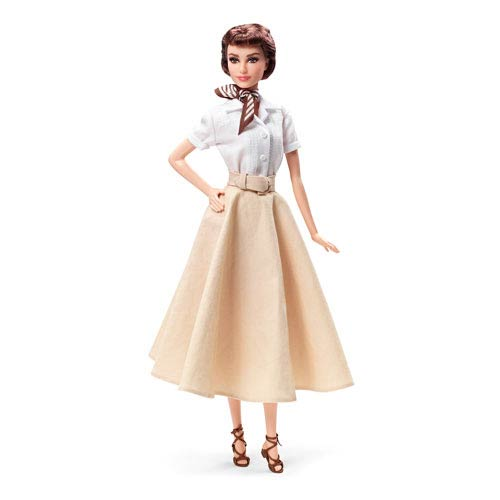 Audrey Hepburn Barbie Roman Holiday Doll