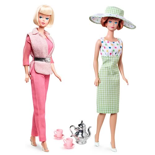 Barbie and Midge 50th Anniversary Dolls Giftset 2-Pack