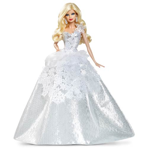 Holiday Barbie 2013 Caucasian Doll