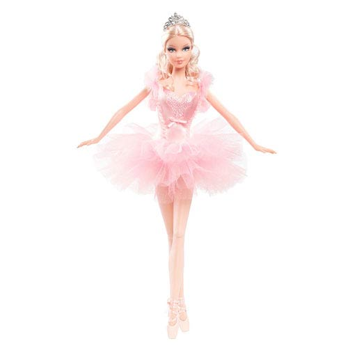 Barbie Ballet Wishes D...