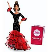 Barbie Dolls of the World Spain Doll