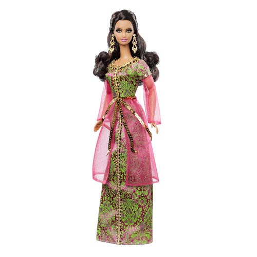 Barbie Dolls of the World Morocco Barbie Doll