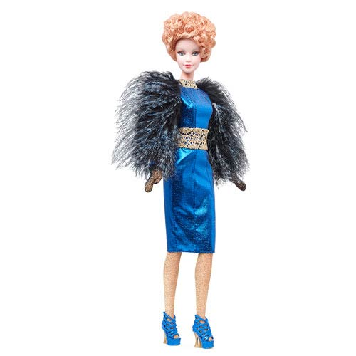Hunger Games Catching Fire Effie Trinket Barbie Doll