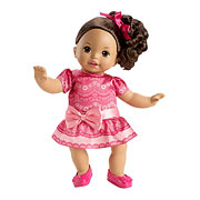 Little Mommy Sweet As Me Hispanic Doll