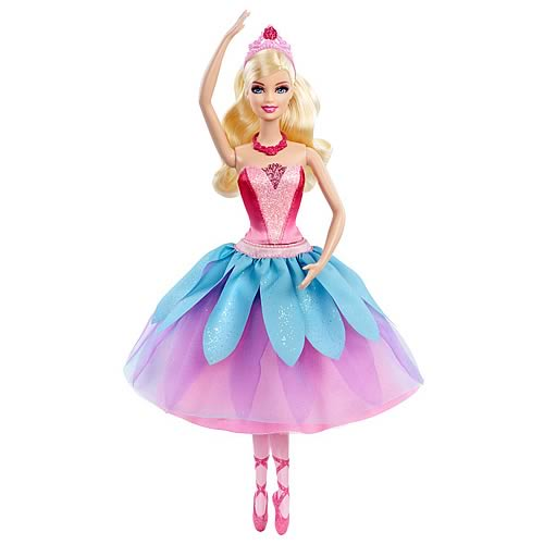 Barbie in the Pink Shoes Kristyn Farraday 2-In-1 Doll