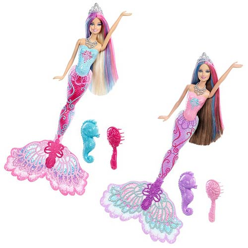 Barbie Color Magic Mermaid Doll