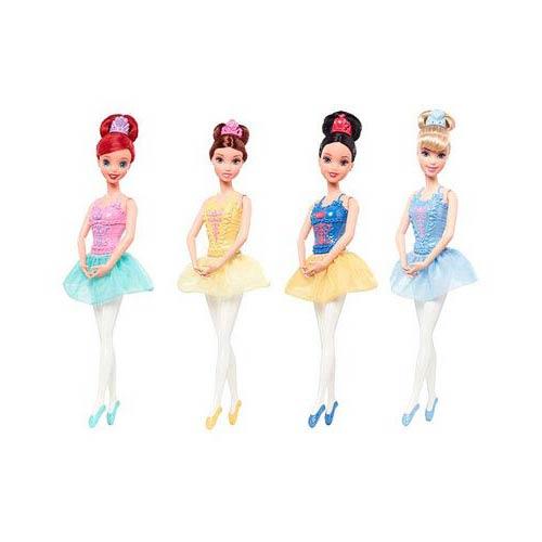 Disney Princess Ballerina Doll Case
