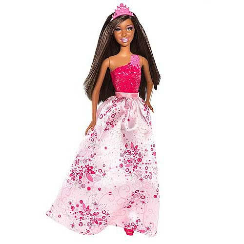 Barbie Princess & Popstar Princess African American Doll