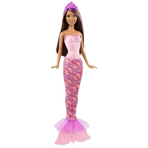 Barbie Nikki Mermaid 11 1/2-inch Doll