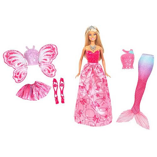 Barbie Royal Dress Up Doll
