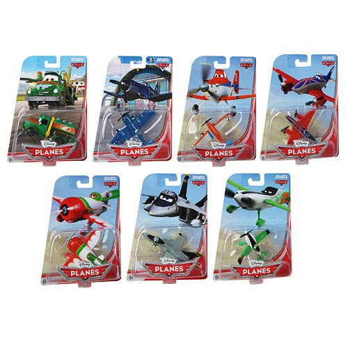Disney Planes Die-Cast Character Vehicles Wave 2 Case