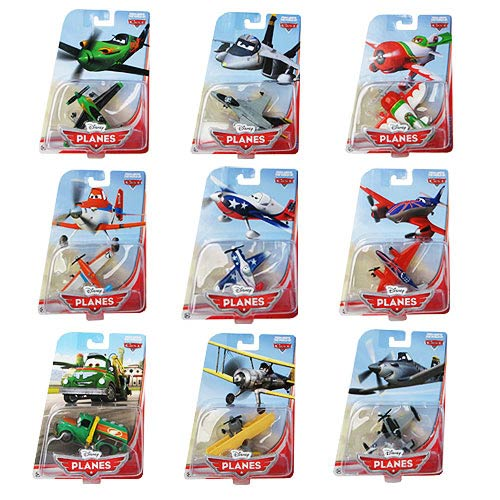 Disney Planes Die-Cast Character Vehicles Wave 3 Case