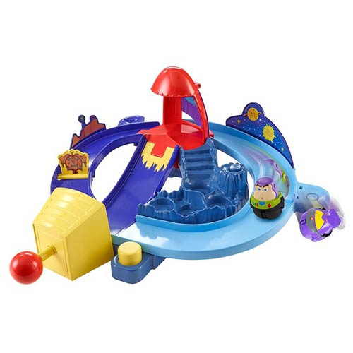 Toy Story Zing Ems Rocket Rumble Playset