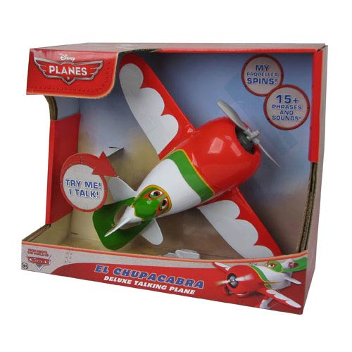 Disney Planes Deluxe Talking Plane Vehicles Case