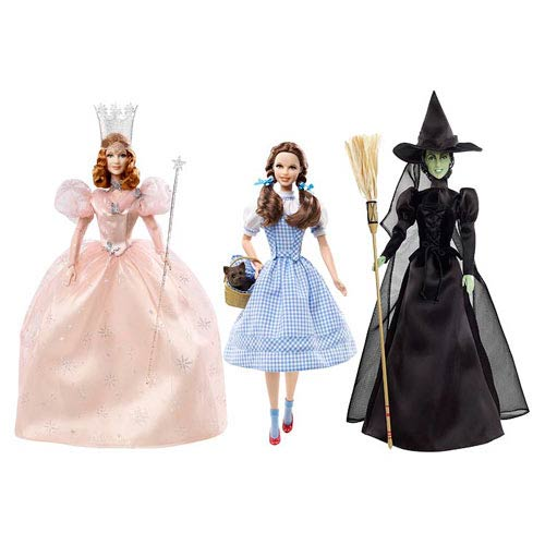 Wizard Of Oz Doll Case