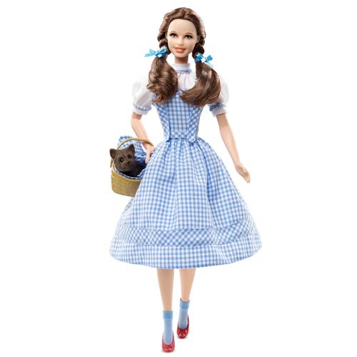 Wizard of Oz Dorothy Gale Barbie Doll