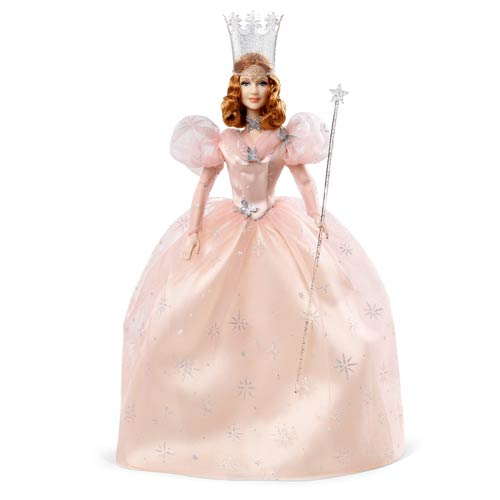 Wizard of Oz Glinda the Good Witch Barbie Doll