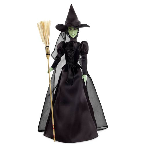 Wizard of Oz Wicked Witch of the West Barbie Doll