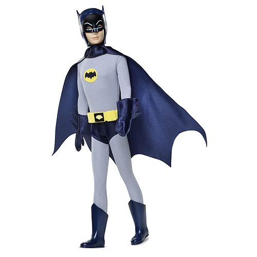 Batman Classic Ken Barbie Collector Doll